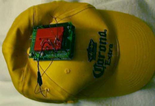 pong hat arduino
