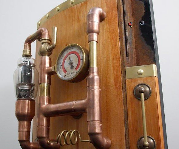 Steampunk PS3, More Expensive Than a Regular PS3