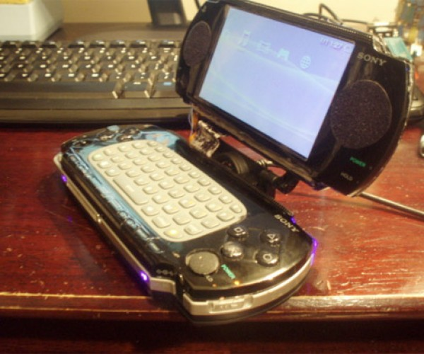 How to Make Your Psp Less Portable in a Few Complicated Steps