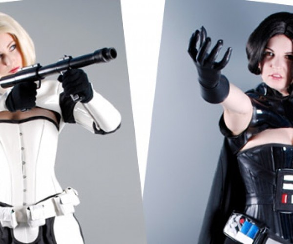 Geek Corsets: Imagining Darth Vader as a Sexy (Female) Beast