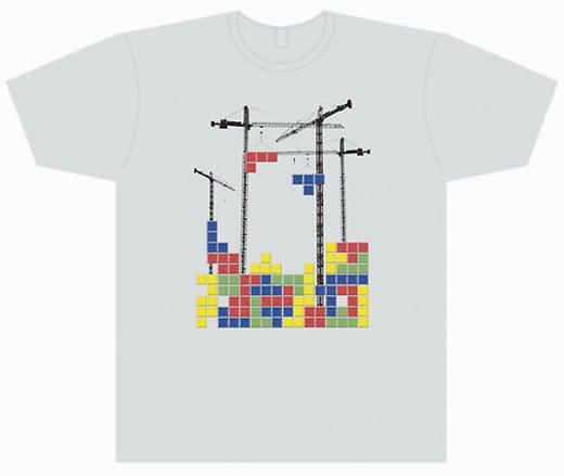 tetris shirt reece ward