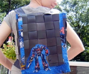 Transformers Backpack is Both More and Less Versatile Than Other Backpacks