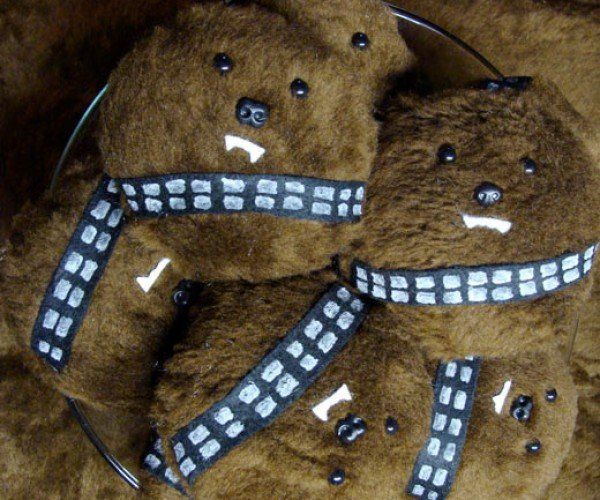 Fuzzy Wuzzy Wookiee Cookies Are Sadly Inedible