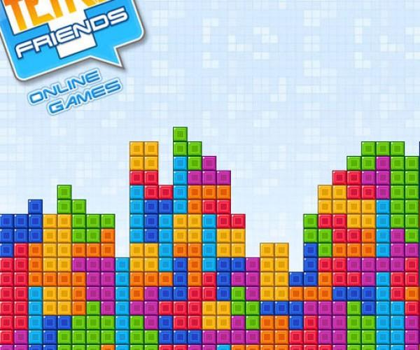 Tetris Friends: All Tetris, All the Time