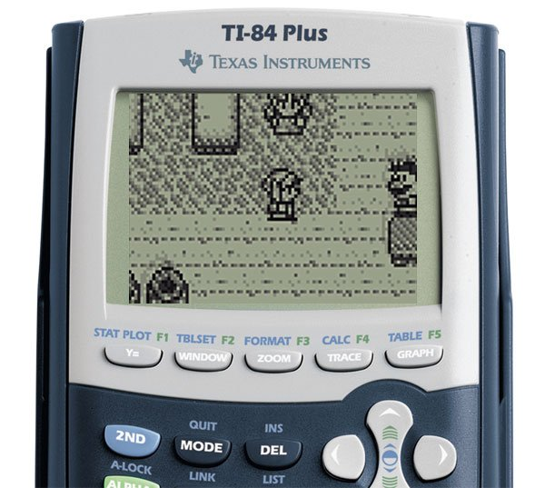 SaM's Serving of NeRd: TI-84 Plus and Silver Edition FIRMWARE UPDATE