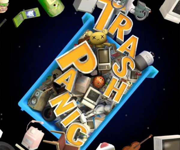 Trash Panic: PS3 Gomibako Finally Gets a U.S. Release