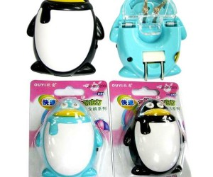 USB Gadget Charger Looks Like a Penguin – Why? I have No Idea.