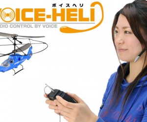 Taiyo Voice-Heli: Voice Control Helicopter From Japan [Appu, Appu and Away]