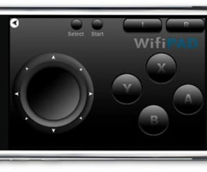 Wifipad Turns Your iPhone Into a Wireless Game Controller