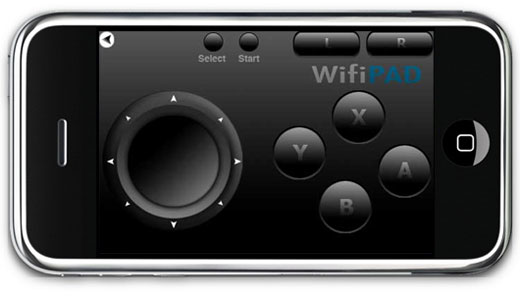 wifipad iphone