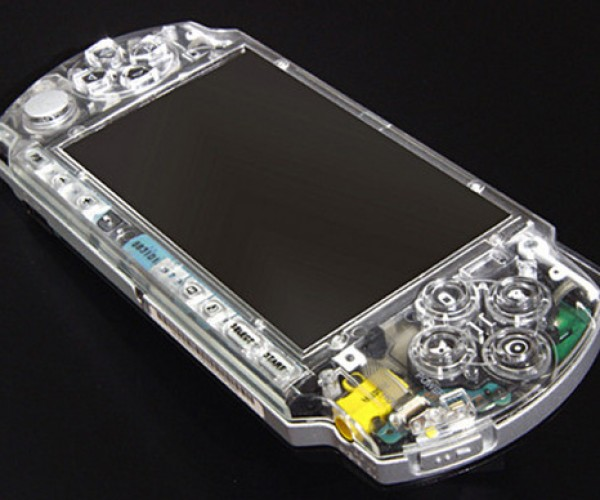 Pimp Your Psp-3000 With Xcm Custom Faceplates