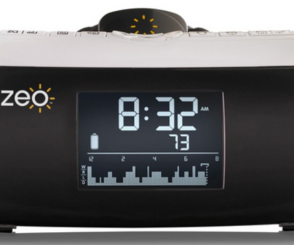 Zeo Personal Sleep Coach: Helping Rich People Sleep Better