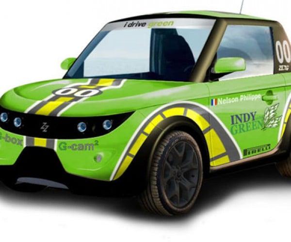 Tazzari Zero Tiny Electric Car Up for Bid on Ebay
