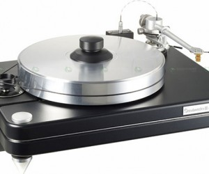 Teac Vpi Scoutmaster Ii Turntable Will Break Your Back and Your Bank Account