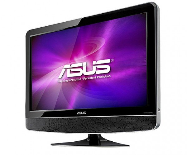 Asus T1 Tv Monitors Combine Television and Pc Display in One