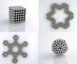 Contest: Count the Buckyballs Magnets and Win!