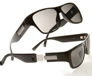 Calvin Klein USB Sunglasses: Data for Your Eyes Only