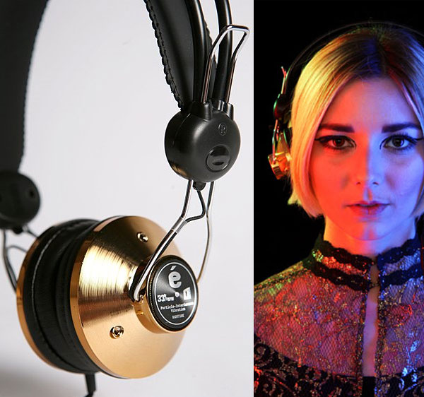 eskuche headphones gold