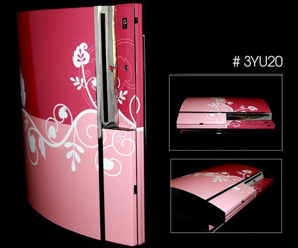 Personalize Your Gaming Systems With Adhesive Vinyl Skins