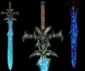 Frostmourne Replica on Ebay: How Much Are You Willing to Pay for a Foam Sword?