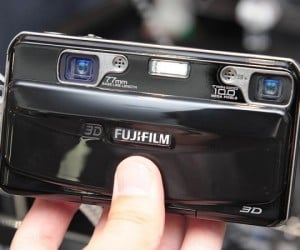 Fujifilm Finepix Real 3d W1 Digicam: View 3d Pics and Vids Without the Stupid 3d Glasses