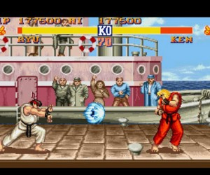Browser Fighter Ii: Wasting All Your Time Edition