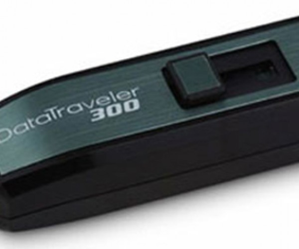 Kingston Data Traveler 256 Gb Flash Drive May be as Expensive as Your Laptop