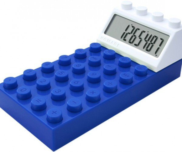 LEGO Block Calculator: for the Budding Accountant