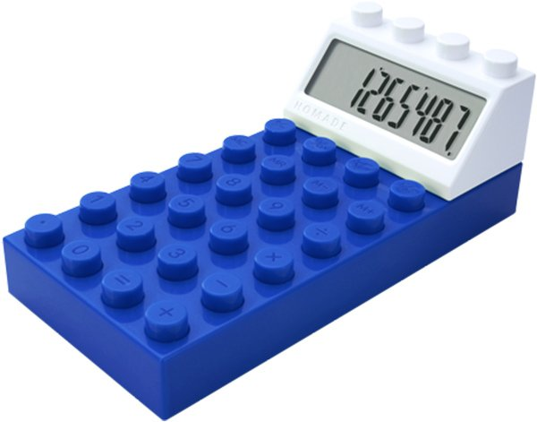 Lego Block Calculator For The Budding Accountant