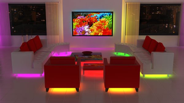 Lit urban underglow leds add undercarriage lighting to Cool things to do with led strips