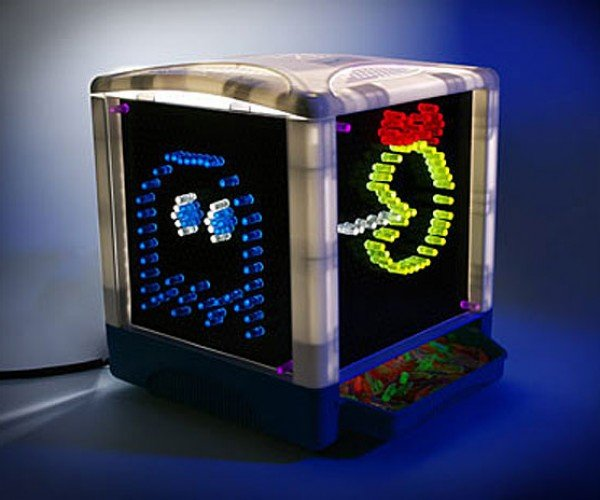 Lite-Brite Cubed: Makin' Things With Light 4x