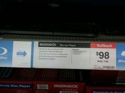 magnavox cheap blu ray