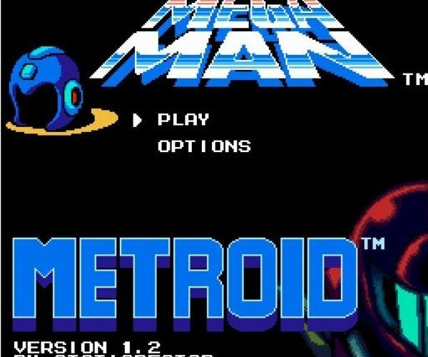 Megaman Vs. Metroid: Please Make This Official Nintendo!