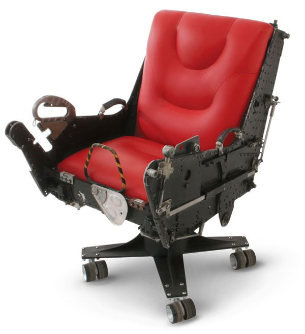 F 4 And B 52 Ejector Seat Office Chairs