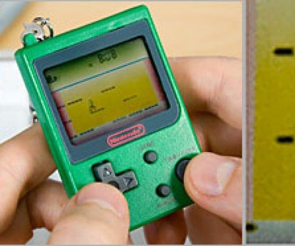Nintendo Mini Classics Bring Back Memories of Game & Watch