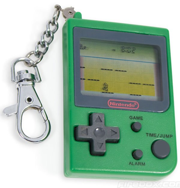 nintendo mini lcd game