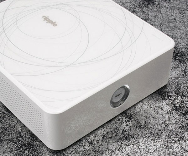 Ripple Look Compact Pc Hangs Out Just About Anywhere