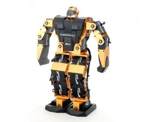 Robonova Biped Robot: More Entertaining Than Transformers 2