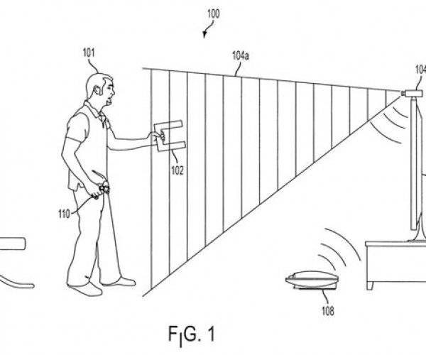 Sony Patents Their Part of the Motion-Controlled Future