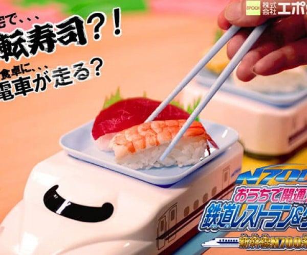 Sushi Train Restaurant and Game: Sushinkansen