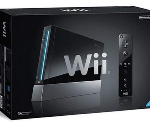 Nintendo Says: No Black Wii for U.S. Gamers