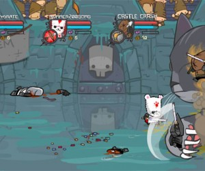 Castle Crashers on Its Way to PS3