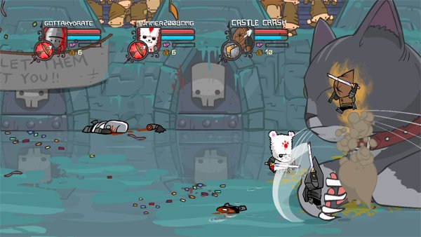 ps3 castle crashers