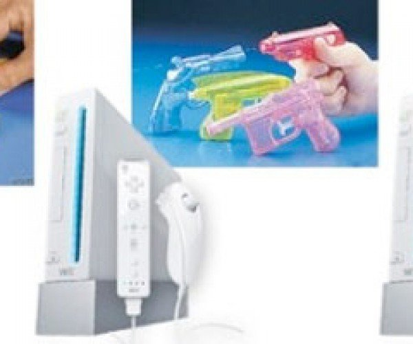 Gamestop Summer Fun Bundles: Wii, Water Guns, and Wtf?