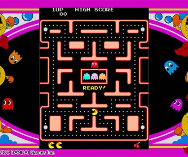 Ms. Pac-Man: the Best Arcade Game Ever?