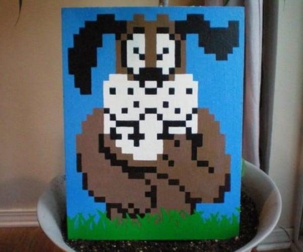Even the Best Pixel Art is Kinda Square
