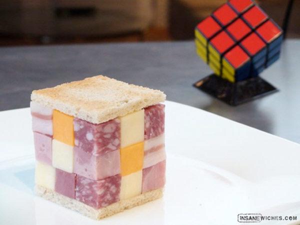 puzzle rubix sandwich