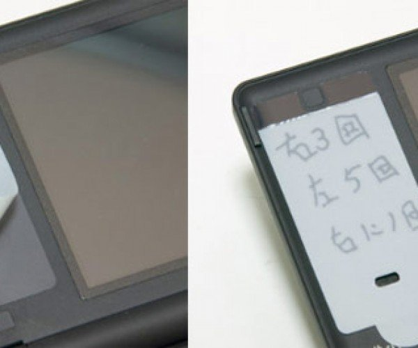Take Note of Takara Tomy'S New Dsi Accessory