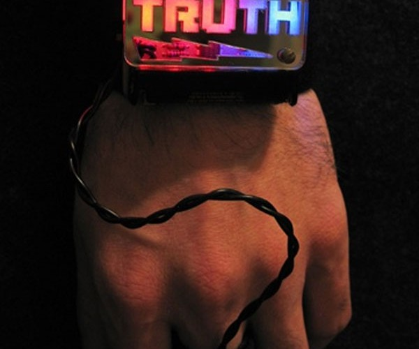 Truth Detector Wristband Gauges Your Truthiness
