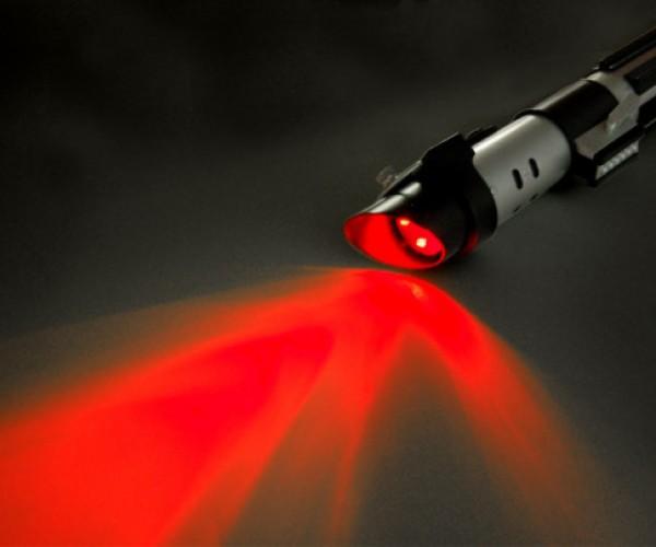 Darth Vader Lightsaber Flashlight: Let the Dark Side Light Your Path